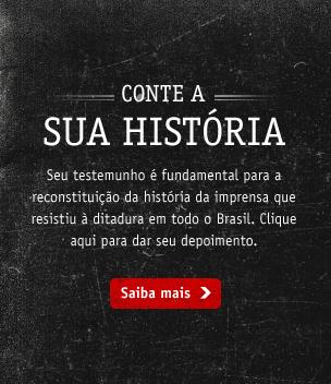 Conte a sua história